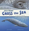 When Whales Cross the Sea: The Grey Whale Migration (Nonfiction Picture Books: Extraordinary Migrations) - Sharon Katz Cooper, Tom Leonard