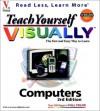 Teach Yourself Computers VISUALLY (Teach Yourself Visually) - Ruth Maran, Paul Whitehead
