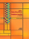 ADTs, Data Structures, and Problem Solving with C++ (2nd Edition) - Larry R. Nyhoff