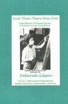 And Then There Was One: Personal Stories Written as Memoir - A Request From My Dying Mother - Deborah Gilson
