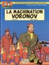 La Machination Voronov Blake Mortimer - Yves Sente, André Juillard