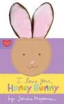 I Love You, Honey Bunny - Sandra Magsamen