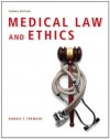 Medical Law and Ethics, 4/e - Bonnie F. Fremgen