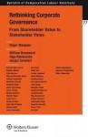 Rethinking Corporate Governance: From Shareholder Value to Stakeholder Value - Roger Blanpain