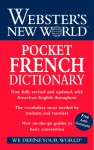 Webster's New World Pocket French Dictionary, Fully Revised and Updated: 2008 Edition - Harrap, Merriam-Webster