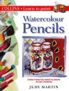 Watercolour Pencils: Everything You Need to Know to Get Started - Judy Martin