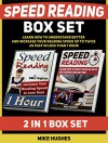 Speed Reading Box Set: Learn How to Understand Better and Increase Your Reading Speed up to Twice as Fast in Less than 1 Hour (Speed Reading, Speed Reading Books, Speed Reading for Experts) - Mike Hughes