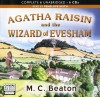 Agatha Raisin and the Wizard of Evesham - M.C. Beaton, Penelope Keith