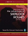 The Adventures of Sherlock Holmes: No. 5 & 6 - Edward Hardwicke, Arthur Conan Doyle