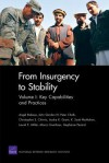 From Insurgency to Stability, Volume 1: Key Capabilities and Practices - Angel Rabasa, John Gordon IV, Peter Chalk, Christopher S. Chivvis