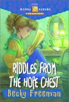 Riddles from the Hope Chest (Camp Wanna Bannana) - Becky Freeman
