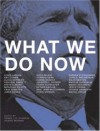 What We Do Now - Valerie Merians, Dennis Loy Johnson