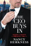 The CEO Buys In (Wager of Hearts) - Nancy Herkness