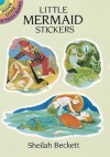 Little Mermaid Stickers - Sheilah Beckett