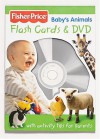 Fisher Price Baby's Animals Flashcards and DVD - Carol Monica