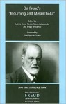 "On Freud's ""Mourning And Melancholia"" (Ipa Contemporary Freud:Turning Points & Critical Issues) - Ethel Spector Person"