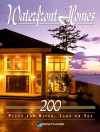 Waterfront Homes: 200 Plans for River, Lake or Sea - Home Planners, Home Planners Inc.