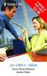 An Office Affair - Anne Marie Winston, Justine Davis