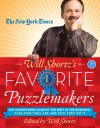 The New York Times Will Shortz's Favorite Puzzlemakers: 100 Crosswords Made By the Best in the Business; Plus Who They Are and How They Do It - Will Shortz, The New York Times