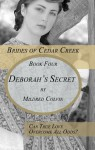 Deborah's Secret (Brides of Cedar Creek) - Mildred Colvin