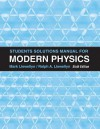 Student Solutons Manual for Modern Physics - Paul A. Tipler, Ralph Llewellyn