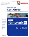 CompTIA Network+ N10-005 Cert Guide - Kevin Wallace