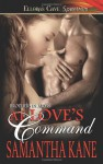 At Love's Command - Samantha Kane