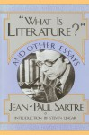 """What is Literature?"" and Other Essays - Jean-Paul Sartre, Steven Ungar"