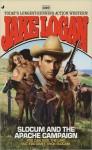 Slocum 339: Slocum and the Apache Campaign - Jake Logan