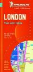 Michelin London Street Map No. 34 (Michelin Maps & Atlases) - Michelin Travel Publications