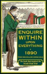 Enquire Within Upon Everything 1890 - Old House Books