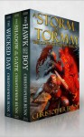 A Storm in Tormay - Christopher Bunn