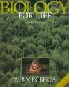 Biology for Life - M.B.V. Roberts