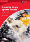 Amazing Young Sports People Level 1 Beginner/Elementary American English - Mandy Loader
