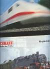 Modelleisenbahn Fleischmann N Piccolo 2001/2002, + HO 1999/2000 gesamt 2 Hefte - keine Angabe