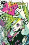 Jem and the Holograms (2015-) #4 - Kelly Thompson, Sophie Campbell