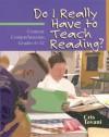 Do I Really Have to Teach Reading? - Cris Tovani