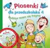 Piosenki dla przedszkolaka 4 - Danuta Zawadzka
