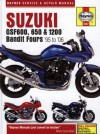 Suzuki: GSF600, 650 & 1200 Bandit Fours '95 to '06 (Haynes Service & Repair Manual) - Max Haynes, Phil Mather, Matthew Coombs