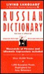 Basic Russian Dictionary - Living Language, Living Language Staff