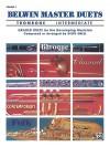 Belwin Master Duets (Trombone), Vol 1: Intermediate - Keith Snell