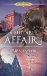 A Suitable Affair (The Macalisters) - Erica Taylor
