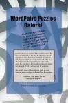 Wordpairs Puzzles Galore - John Bates