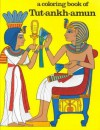 Coloring Book of Tutankhamun - Cyril Aldred