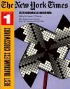 The New York Times Best Diagramless Crosswords - Eugene Maleska