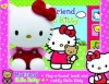Hello Kitty: My Friend Hello Kitty: Play-a-Sound Book and Cuddly Hello Kitty - Publications International Ltd.