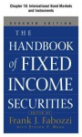 The Handbook of Fixed Income Securities, Chapter 18 - International Bond Markets and Instruments - Frank J. Fabozzi