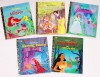 Little Golden Books Multipack: Disney Princesses - Justine Korman, Michael Teitelbaum, Peter Emslie, Don Williams, Don Dias, Bill Lorencz, Sue DiCicco