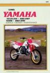 Yamaha YZ125-250, 1985-90: Clymer Workshop Manual (Clymer Motorcycle Repair) - Randy Stephens