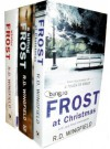 FROST AT CHRISTMAS 3 BOOKS COLLECTION SET RRP £20.97 (Frost at Christmas, Winter Frost, A Killing Frost) - R. D. WINGFIELD